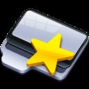 folder,star icon