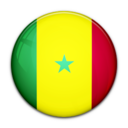 flag,senegal,country icon