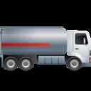 FuelTankTruck Right Grey icon
