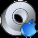 cdrom,apple icon