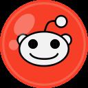 social, reddit, media icon