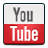 youtube, social icon
