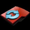 refresh,folder icon