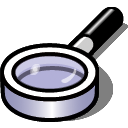 Beos, Find, Search, Zoom icon
