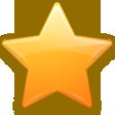 bookmark, favorite, favourite, star icon