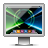 tron, glossy, screen, legacy icon