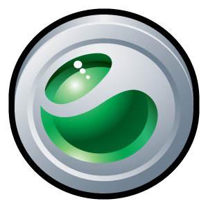 sony, ericsson, badge icon