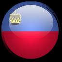 country, liechtenstein, flag icon