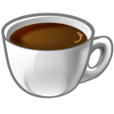 Coffee, Drink, Food icon