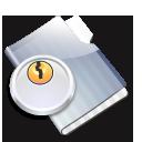 Graphite Private icon