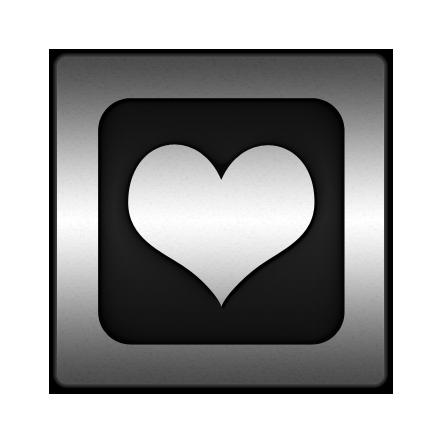favorite, square icon