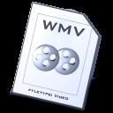 wmv, video icon