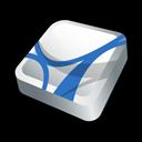 Acrobat, Adobe, Standard icon
