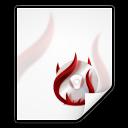 mimetypes application x k3b icon