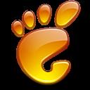 Here, Orange, Start icon