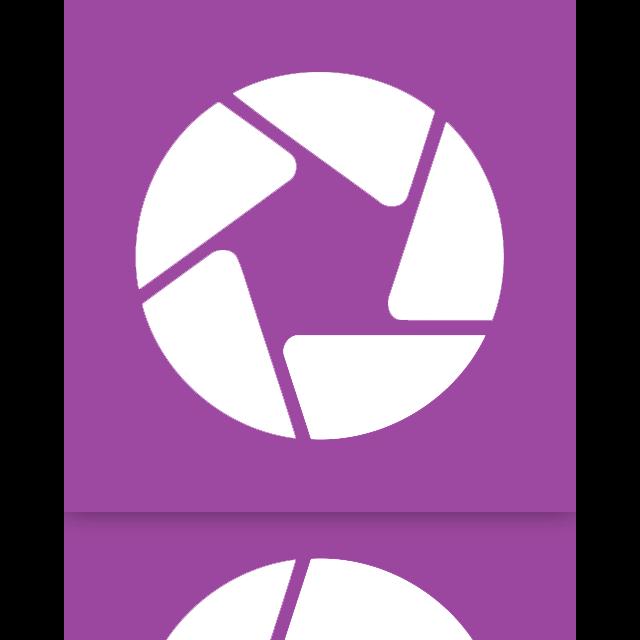 mirror, google, picasa icon
