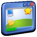 windows, desktop icon