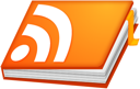 Book, Feed, Notebook, Rss icon