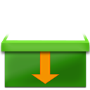 Download, Stacks icon