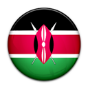 Flag, Kenya, Of icon