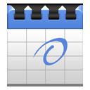 escan, 48, 1281white0, calender, logo, android icon
