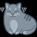 cat purr icon