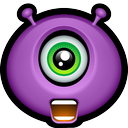 alien, shout, monster, avatar, happy, monsters, halloween icon
