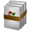 windows,library icon
