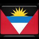 barbuda, antigua, and icon
