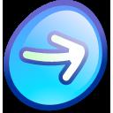 forward, agt icon