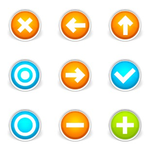 Orb icon sets preview