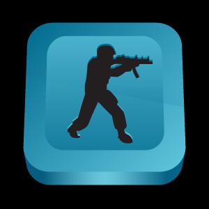 scene, strike, deleted, counter, counter strike icon