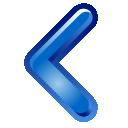 left, previous, arrow icon