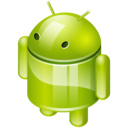 robot, android, mobile os, platform icon