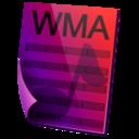 wma,sound,voice icon