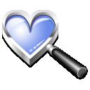 heart,find,seek icon
