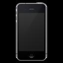 apple,iphone,black icon