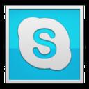skype,shine icon