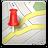 maps, harita icon