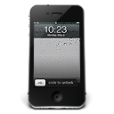 iPhone Black iOS icon