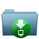 descending, folder, decrease, down, descend, download, fall icon