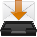 mail, inbox icon
