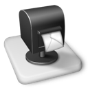 Ms, Outlook, Whack icon