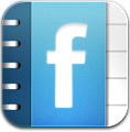Alt, Facebook icon