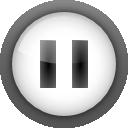 pause, media, playback icon