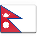 flag, country, nepal icon