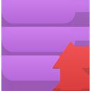 Data, Upload icon