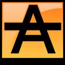 format, strikethrough, text icon