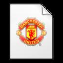 Manchester United Icon Soccer Teams Icon Sets Icon Ninja
