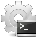 Application, Executable, Script, x icon